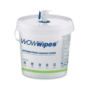 WOW Wipes® WOW Wipes Bucket Dispenser – Excludes Wipes