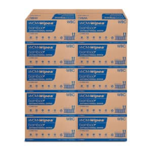 WOW Wipes® Bulk Buy WOW WIPES Bamboo - 10 x Cartons Bamboo Antibacterial Wipes